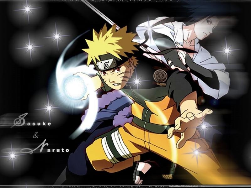 Naruto có đẹp trai không? :))  Sasuke-and-naruto-dark